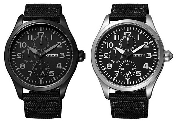 Citizen Alterna Pilot Eco-Drive