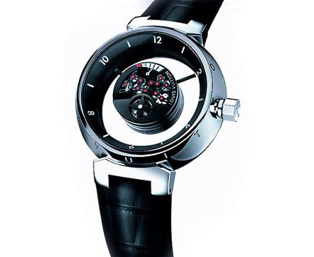Louis Vuitton Tambour Mysterieuse Calibre LV115