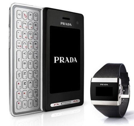 Prada watch